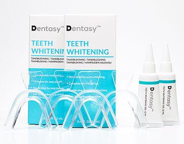 dentasy tandblekning duo startkit