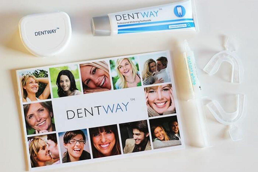 Dentway instant white