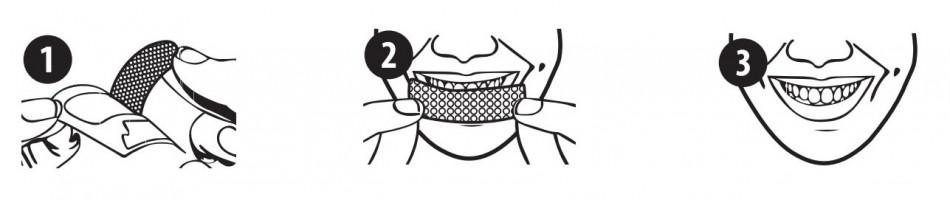 instruktioner shinewhite tandblekning