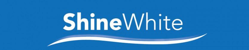 shinewhite logo stor