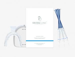 Swiss Whitening Kit gör dina tänder vitare på bara sju dagar. Vi har testat det på Vita Tanden!