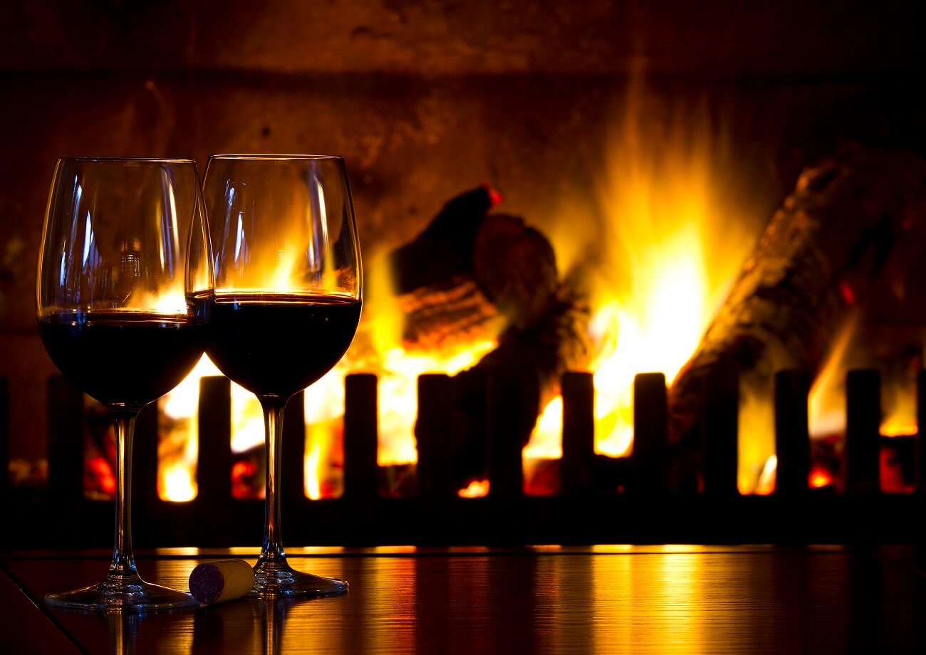 ta bort rödvin