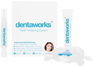 Dentaworks Plus är ett nedsatt Startkit kombinerat med en Tandblekningspenna.